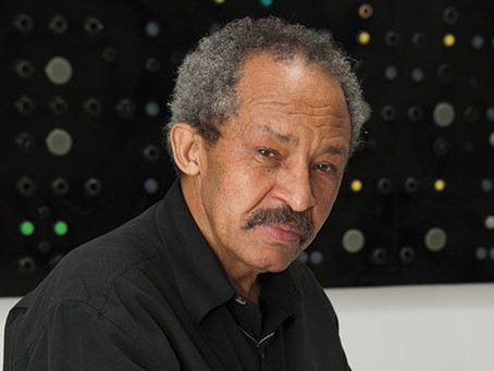Jack Whitten @ The Walker