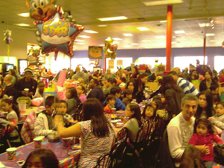 Chuck E. Cheese Is A Scary, Scary Place