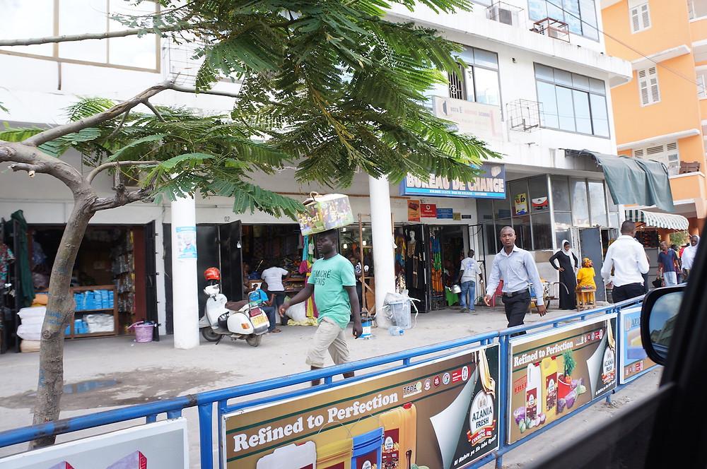 Zanzibar - Dar Ess Salaam