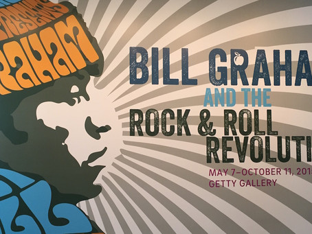 Bill Graham & The Rock & Roll Revolution @ The Skirball
