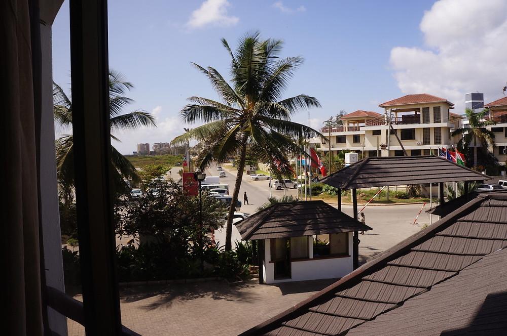 Dar Es Salaam hotel