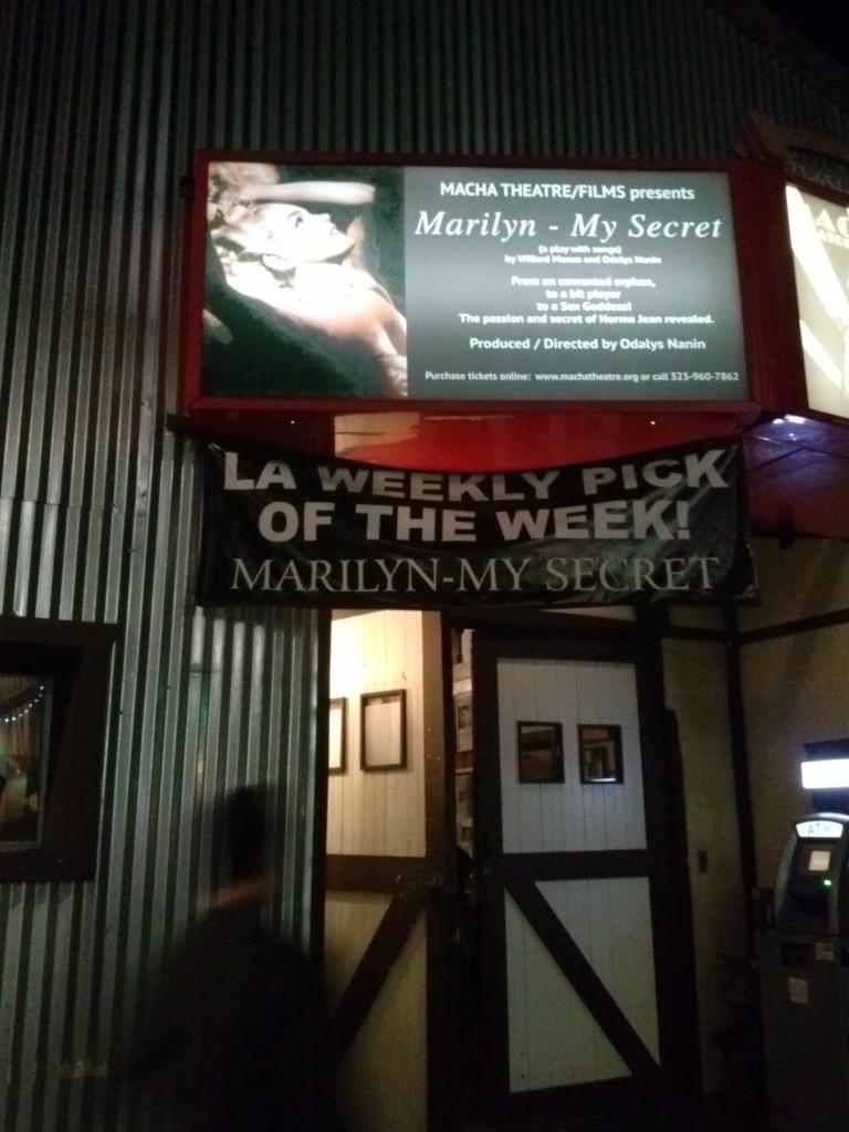 Marilyn my secret 1