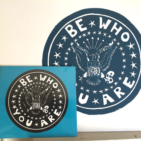 Be Who You Are - dark blue teal 3.jpg