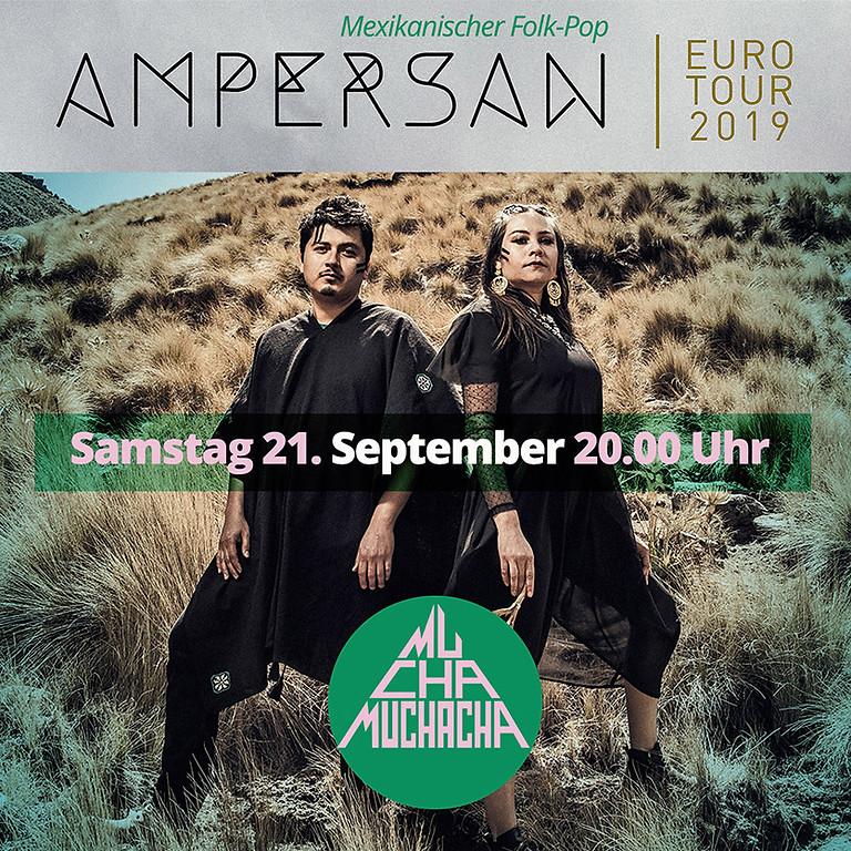 Ampersan / Eurotour 2019