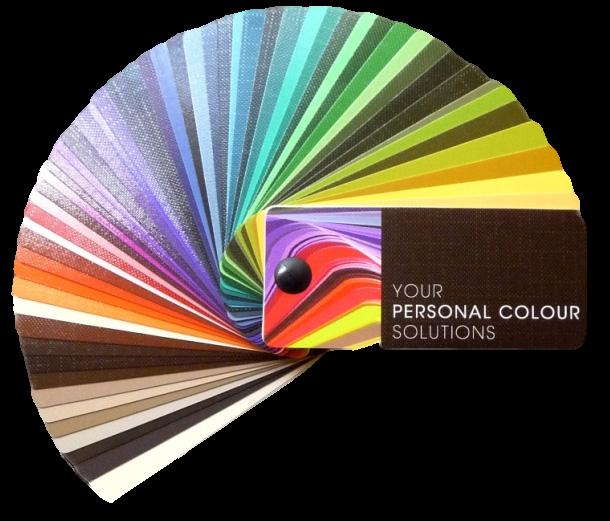 Personal Colour Analysis