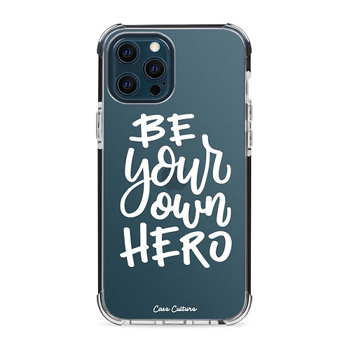 Be Your Own Hero (White Font) - รุ่น Clear Impact