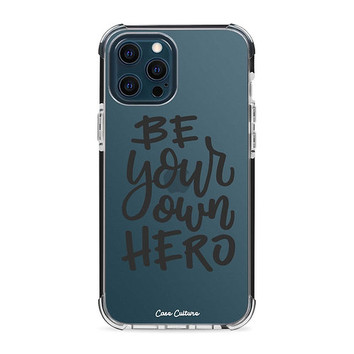 Be Your Own Hero (Black Font) - รุ่น Clear Impact