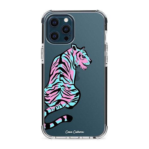 Black Tiger (Pink) - รุ่น Clear Impact