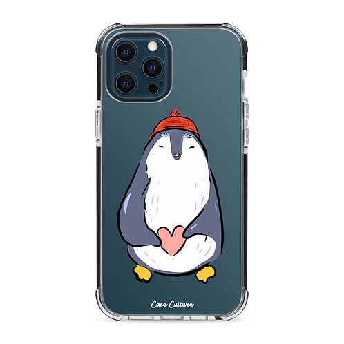 Penguin In Love - รุ่น Clear Impact