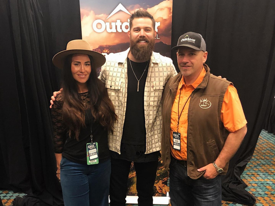 JORDAN DAVIES & COUNTRY OUTDOORS PODCAST, Mary O'Neill Phillips and