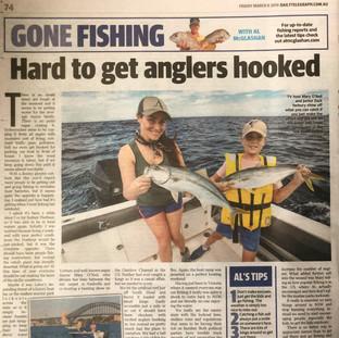 Daily Telegraph News Paper