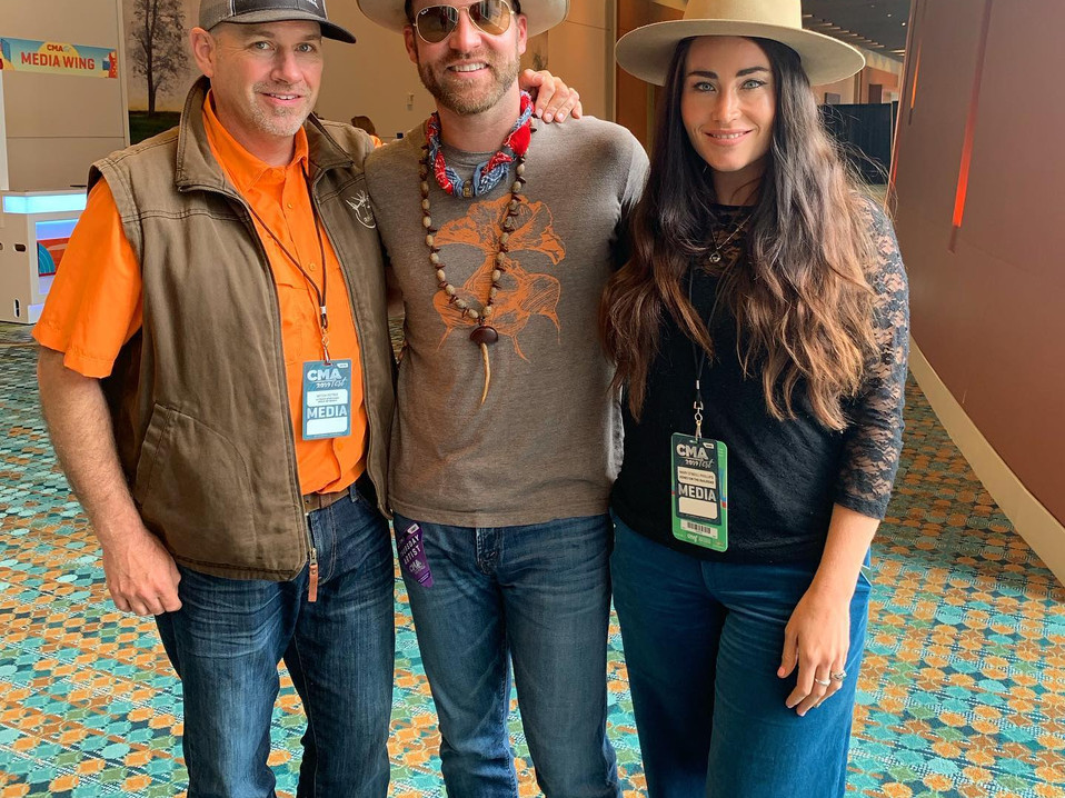 DRAKE WHITE, Mary O'Neill Phillips and  & COUNTRY OUTDOORS PODCAST