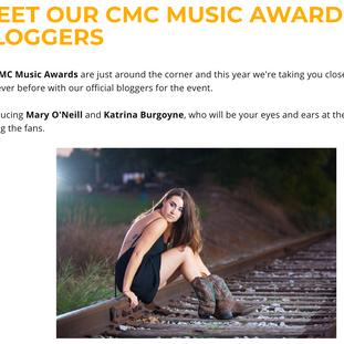 CMC Music Awards Press