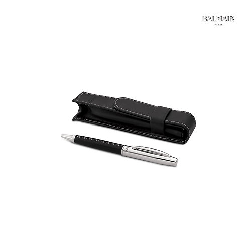 BALMAIN SINGLE PEN BLACK