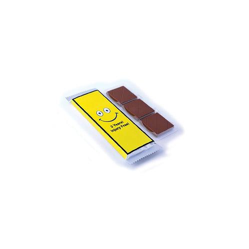 INDIVIDUAL CHOCOLATES 3PCS