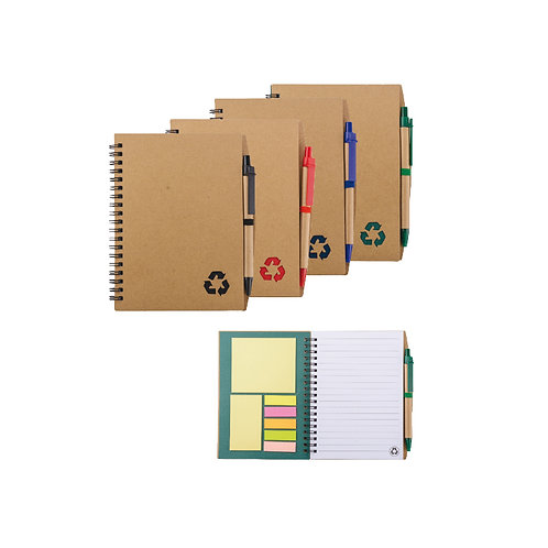 ECO NOTEBOOK RECYCLE