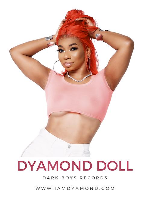 Dyamond Doll Poster2