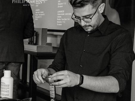 Le persone di Philip Martin's: Jacopo Luconi, tecnico prodotto