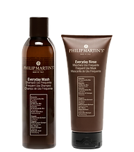 Everyday Wash Shampoo Frequent Washes and Everyday Rinse Mask Frequent Washes