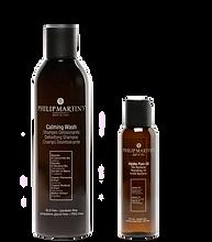 Calming Wash Shampoo Detossinante e Jojoba Pure Oil Olio Nutriente