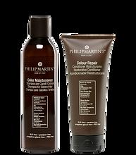 Color Maintenance Shampoo per capelli colorati e Colour Repair Conditioner Ristrutturante