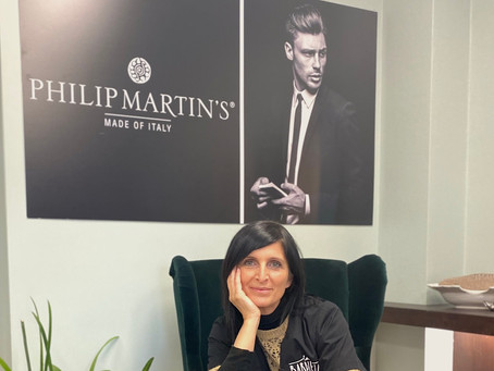 IL PROTAGONISTA SEI TU: LA BARBERIA, IL SALONE PHILIP MARTIN'S DI RIMINI