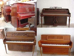 Piano Restoration and Refinishing at Piano Depot
