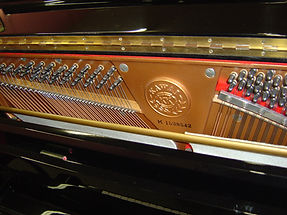 Piano Appraisal and Inspection at Piano Depot