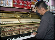Piano Tuning & Repairs at Piano Depot