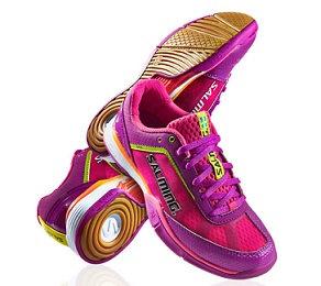 נעלי כדורעף, נעלי כדורשת, catchball shoes, סלמינג וייפר, Salming Viper