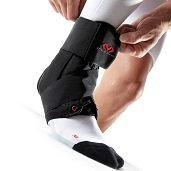 סד מקצועי לקרסול קל משקל עם רצועה