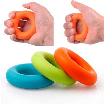טבעת לחיזוק היד והאצבעות