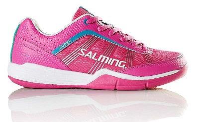 Salming Adder Pink נעלי כדורשת