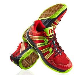 נעלי כדורעף גבוהות, נעלי כדורשת גבוהות, catchball shoes, סלמינג R5, Salming R5