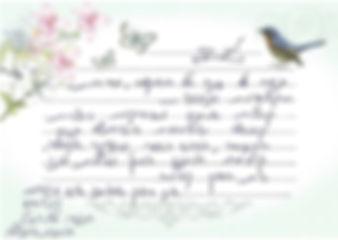 מכתב תודה, לוני רוזנבלום, מאמן כדורשת