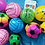 Thumbnail: כדור כושר דינמי ממולא נוזל במשקל