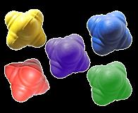 כדור תגובה לשיפור המהירות, הזריזות והקואורדינציה