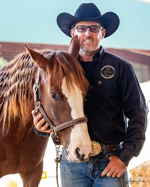 JP Dyal Horsemanship Website Home Page.j