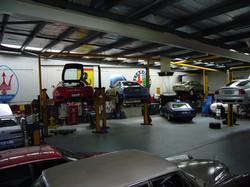 Italian car repairs