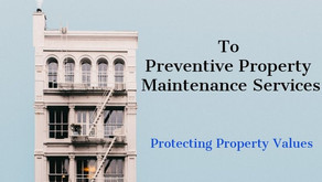 A Building Property Manager's Guide To Preventive Property Maintenance Services