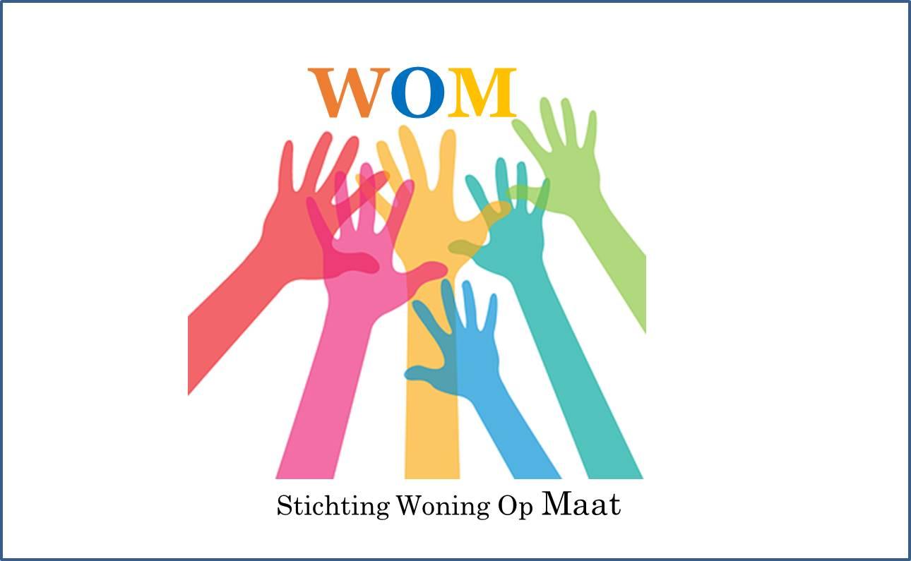 logo WOM  versie 3