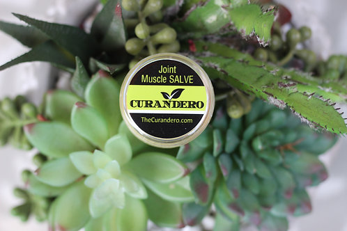 SAMPLE of Curandero Joint Muscle Salve