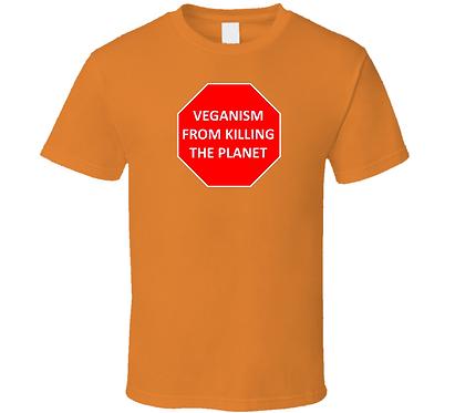 STOP VEGANISM