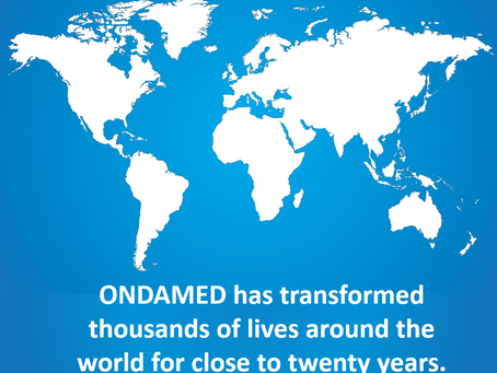 What is ONDAMED?