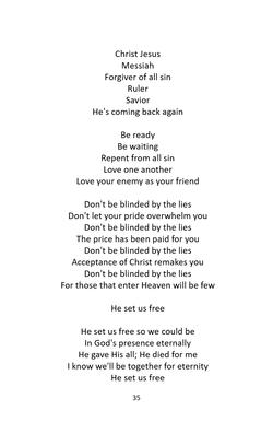 SONGS OF PRAISE 5