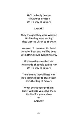 SONGS OF PRAISE 7