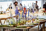 Decoracion mesa evento muñoza