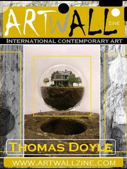 Art Magazine Artwallzine  Thomas Doyle