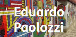 Whitechapel Gallery is celebrating their major retrospective of Eduardo Paolozzi