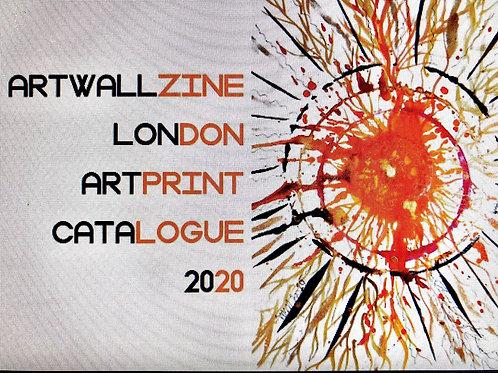 CATALOG 2020 Artwallzine - PDF Art Print figurative /abstract